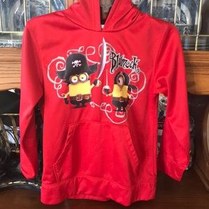 Other - Boys Minions Hoodie